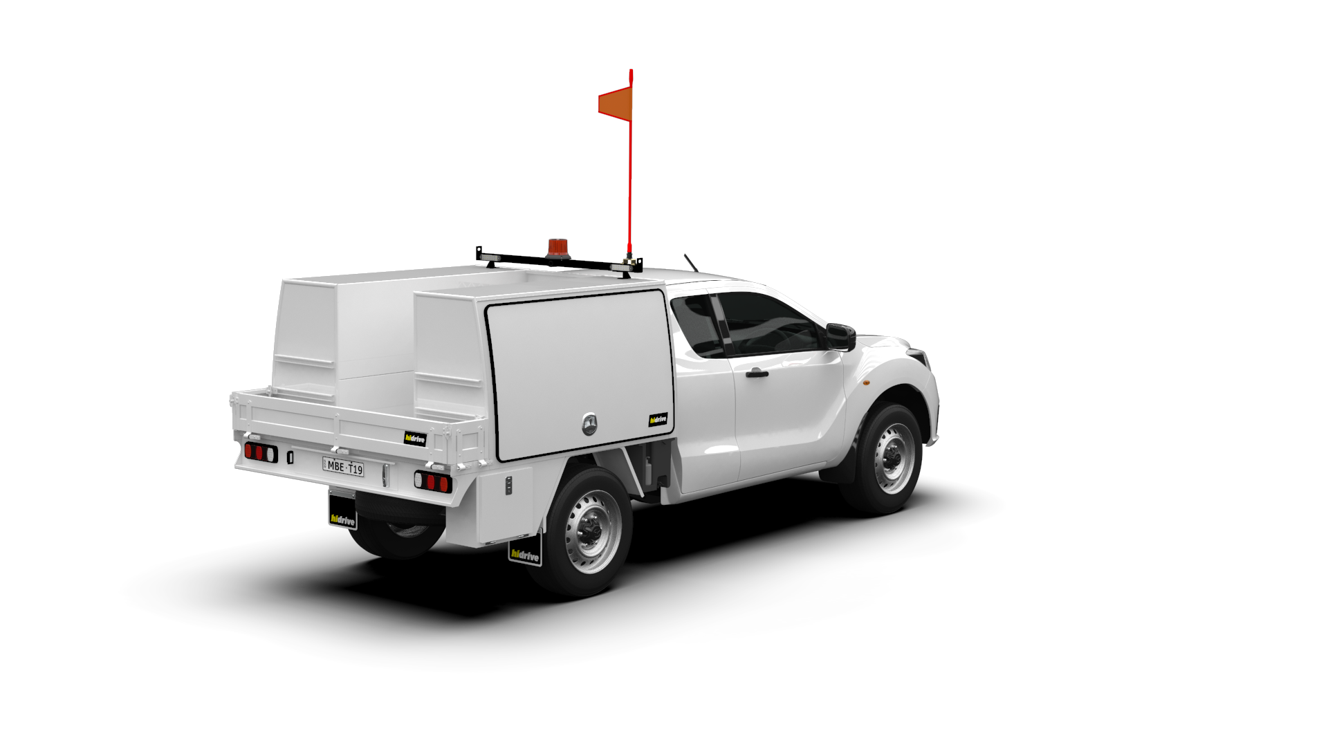 Mazda BT50 Freestyle Cab Tool Module