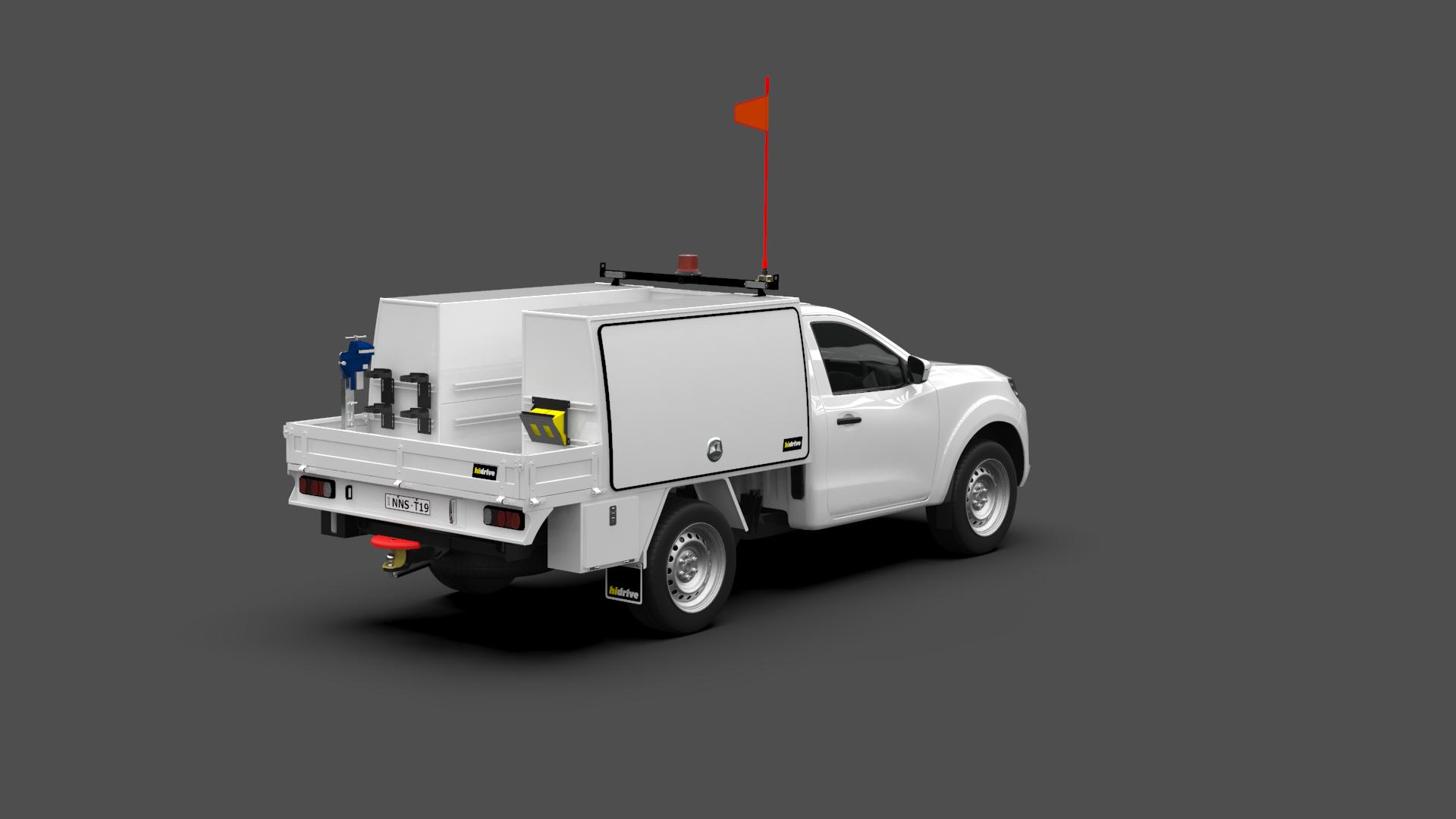 Nissan Navara Single Cab Tool Module
