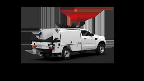 Ford Ranger Single Cab Tool Module