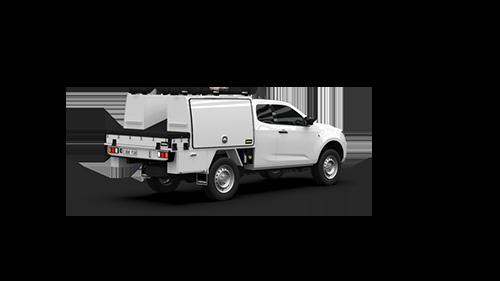 Isuzu D-Max Space Cab Tool Module