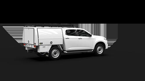 Mazda BT50 Dual Cab Full Canopy