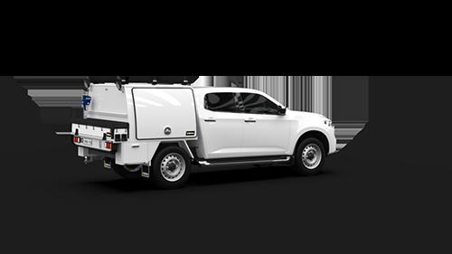 Mazda BT50 Dual Cab Part Canopy