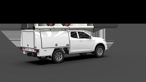 Mazda BT50 Extra Cab Full Canopy