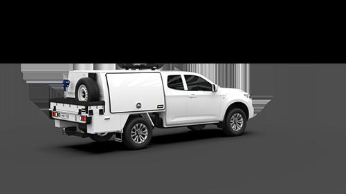 Mazda BT50 Extra Cab Part Canopy