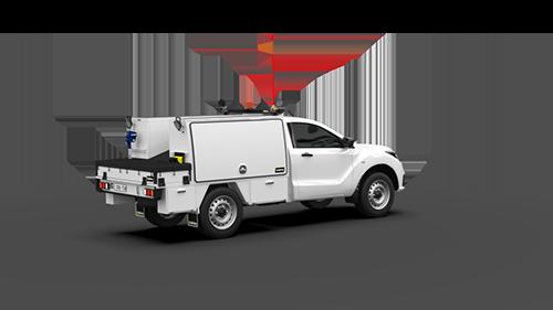 Mazda BT50 Single Cab Tool Module