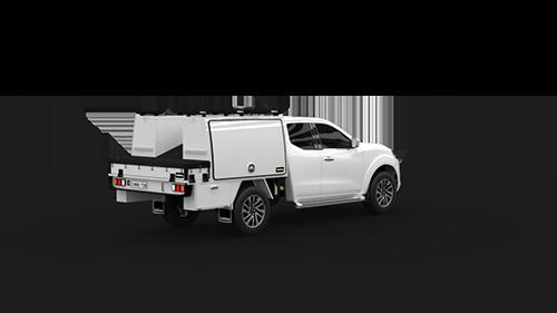 Nissan Navara King Cab Tool Module