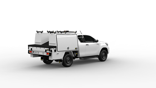 Toyota Hilux Extra Cab Tool Module