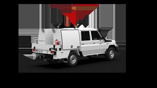 Toyota Landcruiser Double Cab Tool Module
