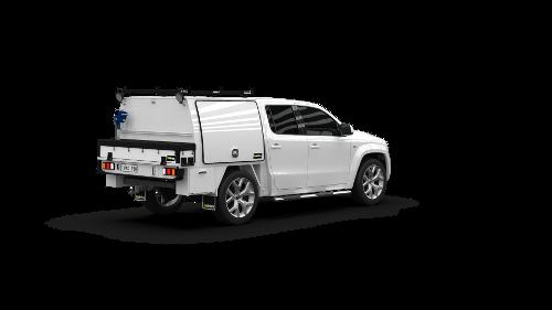 Volkswagen Amarok Dual Cab Part Canopy