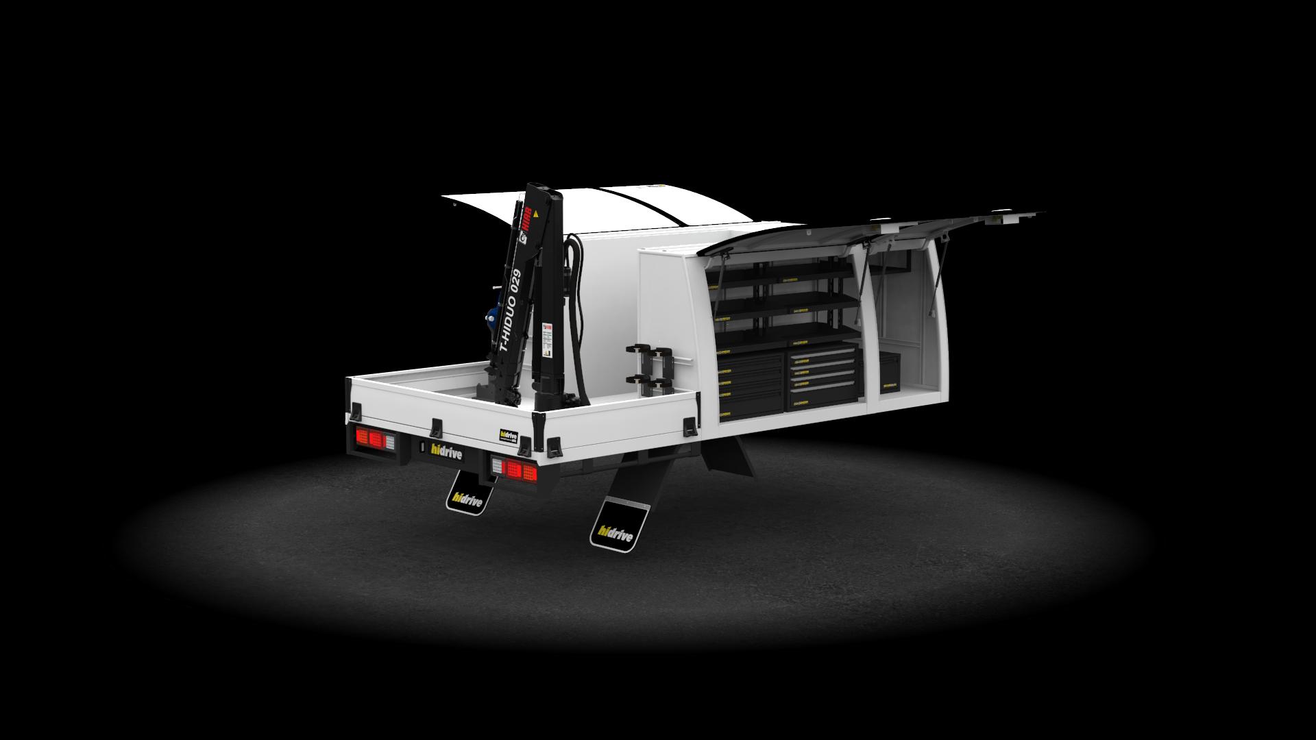 Truck U-Module 4 Door