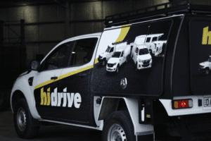 FleetBrand Hidrive