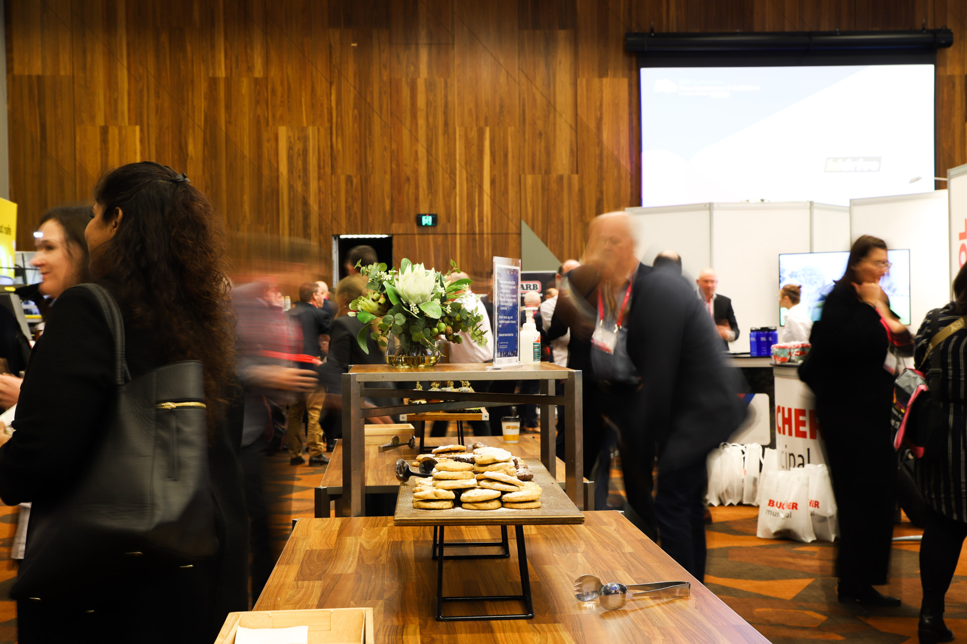 AfMA 2021, morning tea was sponsored by Hidrive Group.