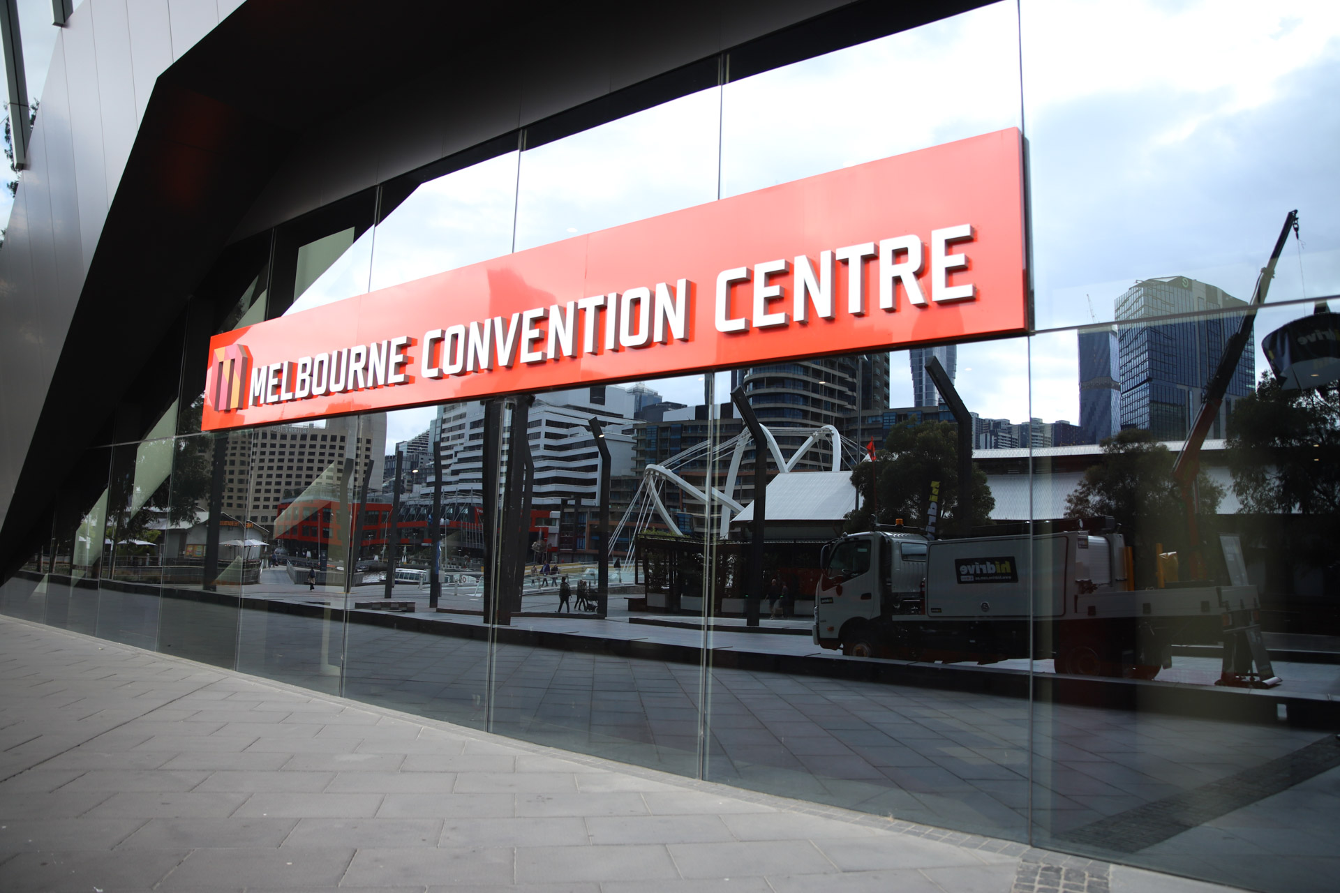 Afma conference and exhibition at the Melbourne convention centre