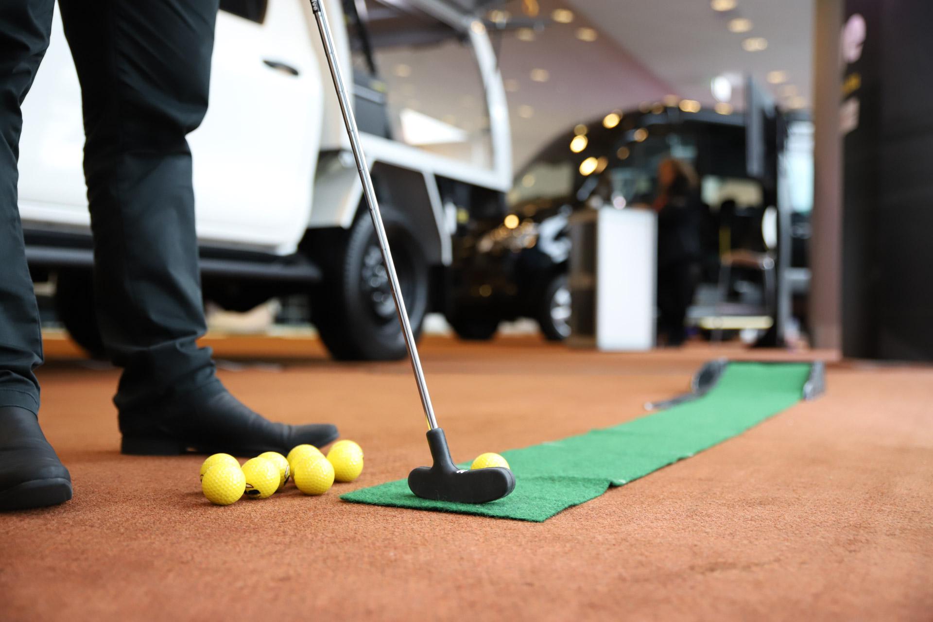 AfMA 2021, mini golf